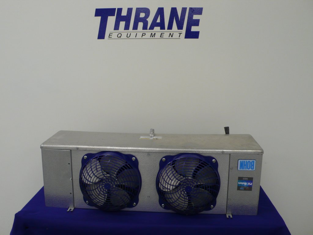 Bohn Walk In Cooler Evaporator Coil Blower 13 000 Btu Ebay
