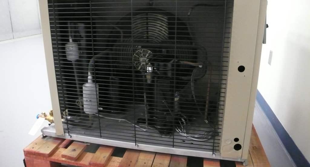 BOHN 3 HP Freezer Condensing Unit